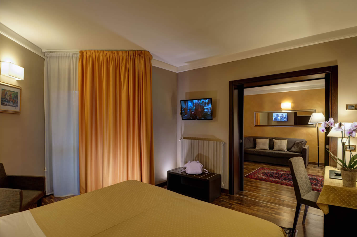 HEADER_CAMERE Chambres & Suites - Hotel Petrarca
