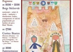 La Leggenda Di Berta Montegrotto Terme
